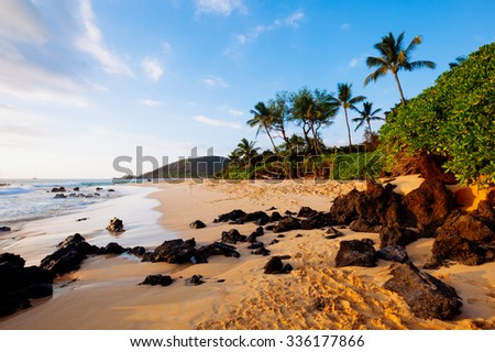 makena beach hawaii