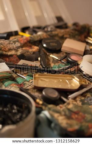 makeup, makeup tools, wedding makeup