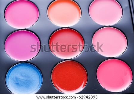 Makeup set.Professional multicolor  palette