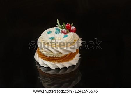 making christmas cakes #1241695576