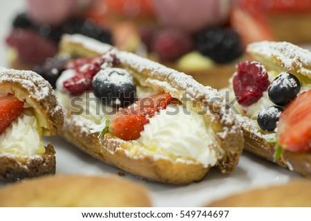 making pastries #549744697