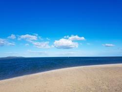 Malahide Beach Dublin Ireland