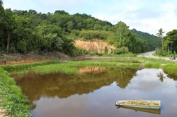 Malaysia Sungai Siput Nature Landscape
