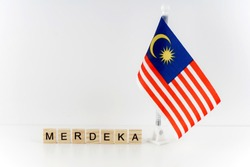Malaysian flag or also known as