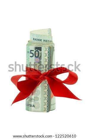 Malaysian Money Gift