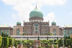 Malaysian Prime Minister Office, Putrajaya, Malaysia.