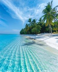 Maldives Islands Ocean