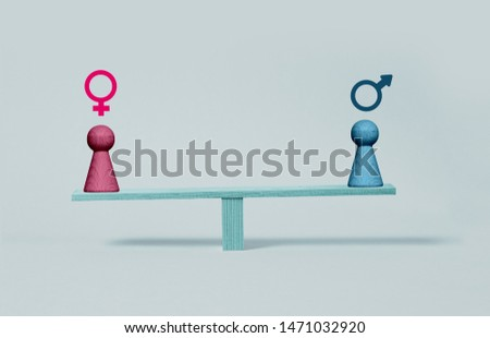 male-female relationships and balance building
