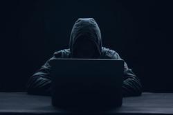 Male hacker, hacker, hacker