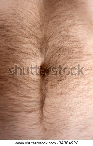 Male Belly Button http://www.shutterstock.com/pic-34384996/stock-photo-male-hairs-belly-bellybutton-in-light-from-window.html