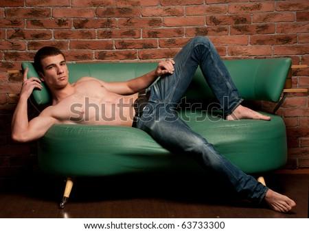 Male sofa