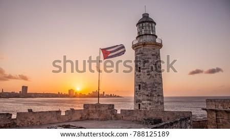 Malecón de La Habana, Cuba Foto stock ©