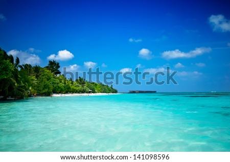Maledives Ocean