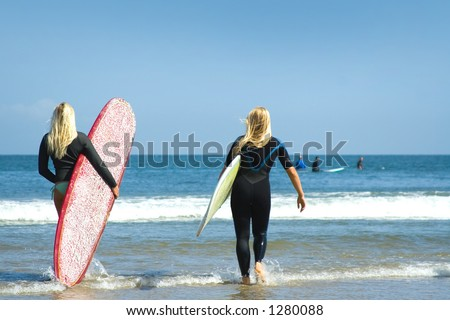 malibu surf girls