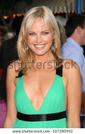 Malin Akerman at the Los Angeles Premiere of 'The House Bunny'. Mann Village Theater, Westwood, CA. 08-20-08