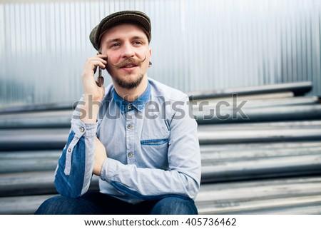 man - Shutterstock ID 405736462