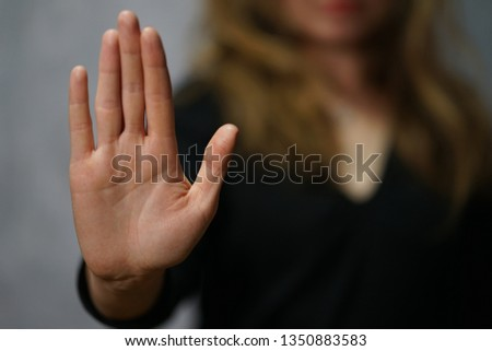 Man Being Physically Abusive Towards Family, Sexual abuse , Stop violence, Women #1350883583