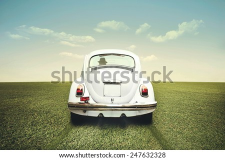 "stock photo man driving off road on a white car 247632328 - Каталог - Фотообои ""Автомобили"""