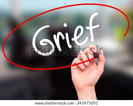 the core of a mans grief essay Grief is suffered only after the death of a loved one grief that persists long term and interferes with normal life may need medical attention.