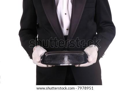Silver Gloves 8