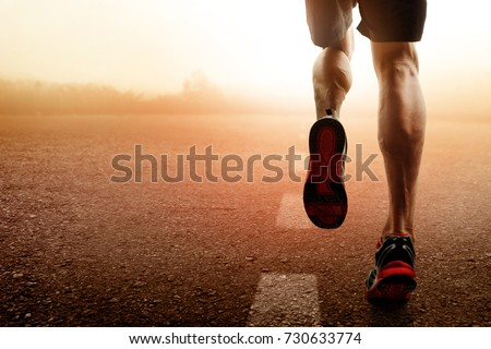 Man running #730633774