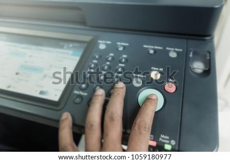 FREE IMAGE: Photocopier Control Buttons - Libreshot Public ...
