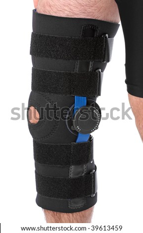 Photos Men in Leg Braces http://www.shutterstock.com/pic-39613459