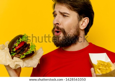 Healthy Eating In Fast Food Restaurant