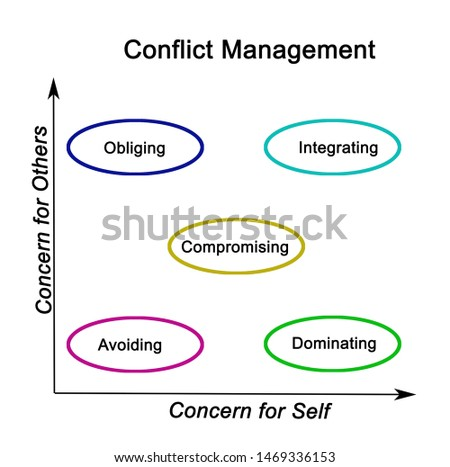 Management of Concerns and Conflict