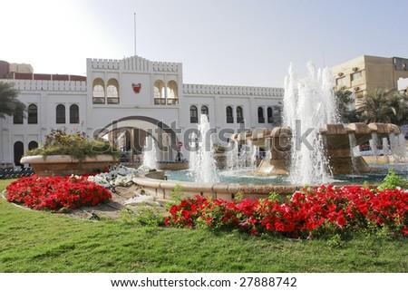 Manama city center - Bahrain