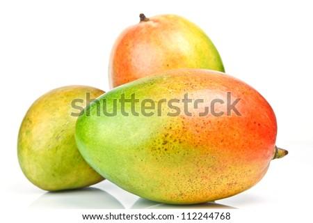 mango fruit - stock photo