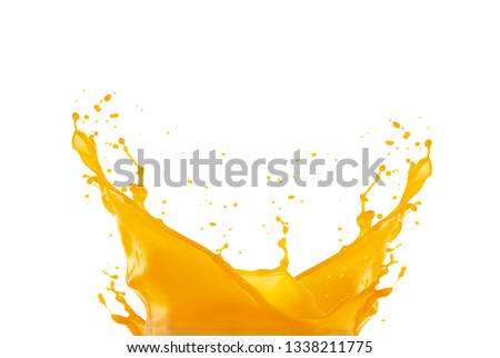 MANGO FRUIT JUICE SPLASH