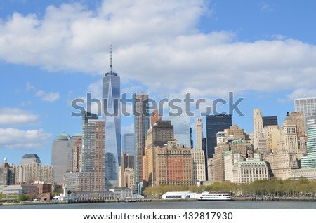 Manhattan #432817930
