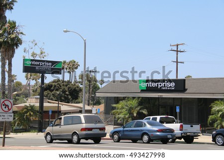 enterprise rental car sales
