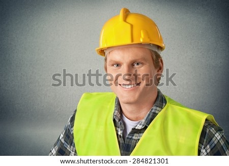 Manual Worker, Construction Worker, Construction.