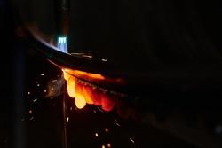 manufacturing process sheet cutting steel
