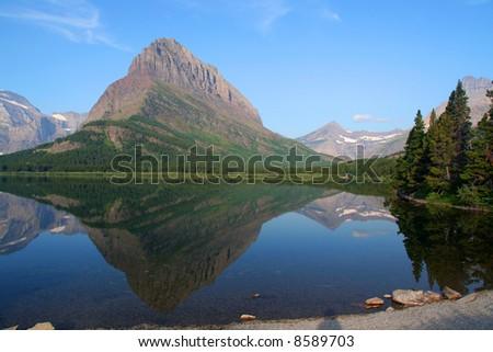 Many Glacier, Glacier National Park, USA