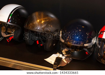 Many new a motorbike helmets vintage. Helmets for safety #1434333665