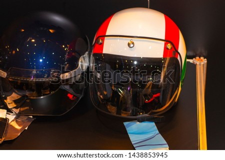 Many new a motorbike helmets vintage. Helmets for safety #1438853945