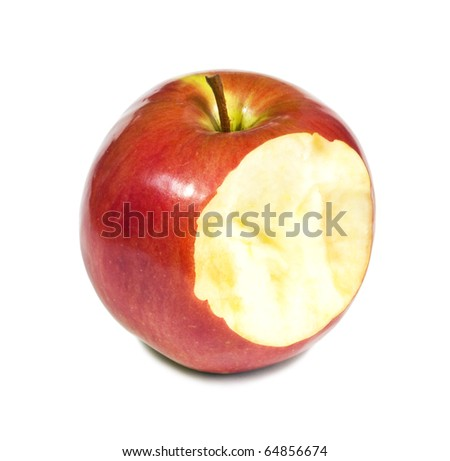 Many organic and natural ripe apple.