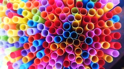 Many tubes of many colors