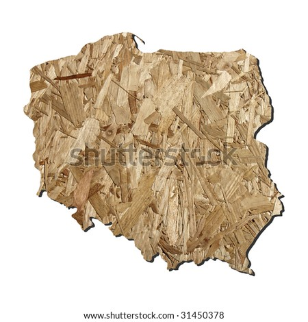 maps of poland. A PRINTABLE MAP OF POLAND