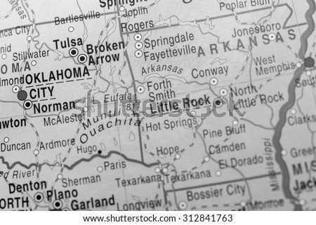 Map view of Oklahoma City on a geographical globe. (black and white Ardmore Oklahoma State Map Cities on oklahoma map with all cities, political map oklahoma cities, map of oklahoma city and surrounding cities, printable oklahoma map cities, texas-oklahoma map with cities, arkansas county map with cities, oklahoma-texas map showing cities, tulsa oklahoma map cities, oklahoma state major cities, oklahoma state road maps and cities, ardmore shooting, ardmore woodford shale, ardmore ok,