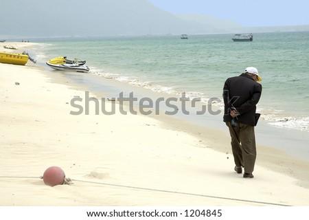 Mar Chino - stock photo