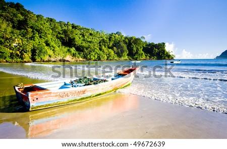 Maracas Bay, Trinidad Stock photo ©