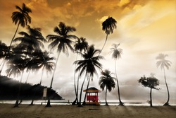 Maracas Beach - Lifeguard Hut