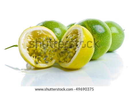Maracuja - Passion Fruit. Photo of,