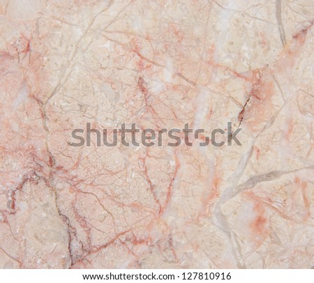 Marble background with natural pattern. Seamless soft pink marble.