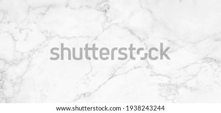 Marble granite white panorama background wall surface black pattern graphic abstract light elegant gray for do floor ceramic counter texture stone slab smooth tile silver natural. Stock fotó ©