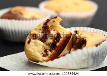 Marble Muffins